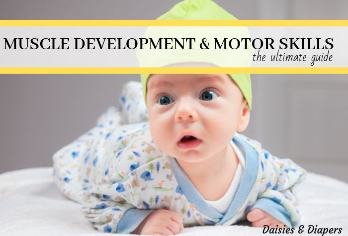 developing motor skills for newborns