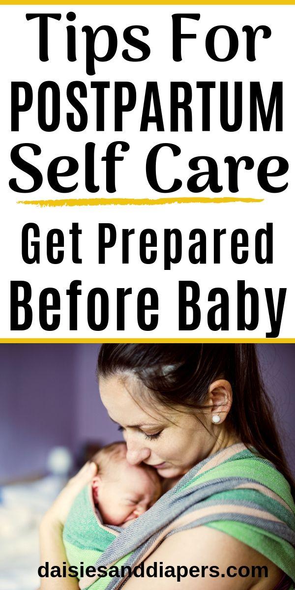 postpartum care tips